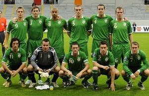 Шей Гивен в сборной Ирландии