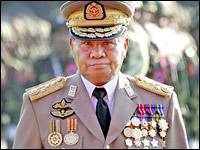 Тан Шве один из самых жестоких диктаторов современности
