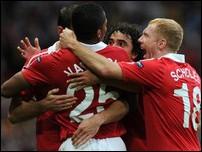 Манчестер юнайтед англия шальке 04