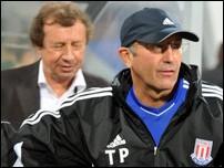 Тони Палис и Юрий Семин