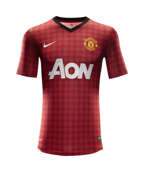 """Манчестер Юнайтед"" показал свою домашнюю форму на сезон 2012/13"