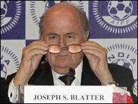 Зепп Блаттер