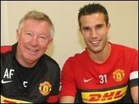 """""""Манчестер Юнайтед"""" подтвердил покупку Ван Перси"""