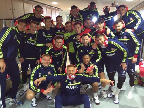 Футболисты Сандерленда