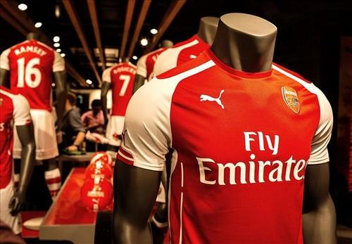 Новая форма Арсенала