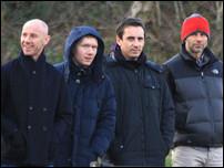 Ветераны Манчестер Юнайтед