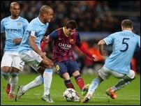 Манчестер Сити - Барселона