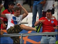 Англия — Россия