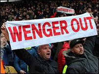 Фанаты Арсенала