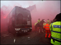 Автобус Манчестер Сити