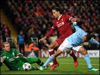 Ливерпуль против Манчестер Сити
