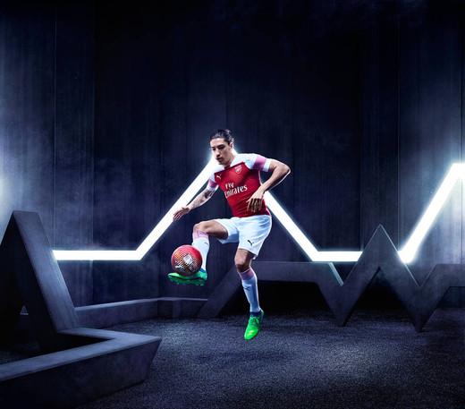 Новая домашняя форма Арсенала на сезон 2018/19