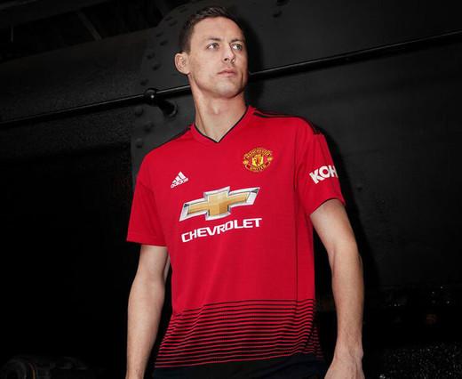 Новая домашняя форма Манчестер Юнайтед на сезон 2018/19