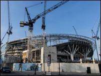 Новый стадион Тоттенхэма
