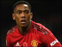 """Юнайтед"" ожидает предложений других клубов по Мартиалю в январе"