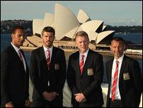 Манчестер Юнайтед в Австралии