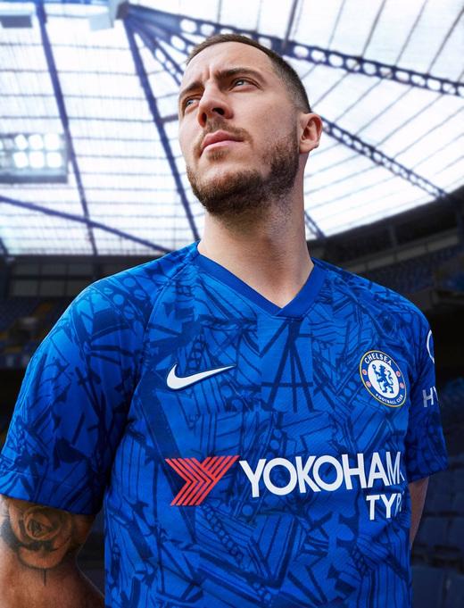 Новая домашняя форма Челси на сезон 2019/20