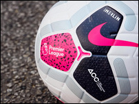 Новый мяч Merlin от Nike на сезон 2019/20