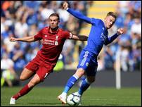 Ливерпуль против Лестера
