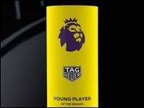 Награда лучшему молодому игроку сезона Премьер-Лиги