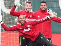 Голкиперы Манчестер Юнайтед