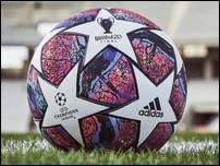 Мяч для финала Лиги Чемпионов