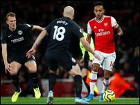Брайтон против Арсенала