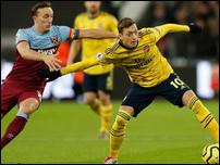 Вест Хэм — Арсенал
