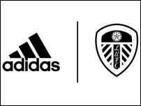 Adidas и Лидс