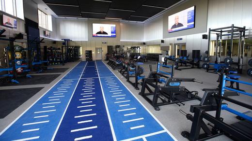 Новая тренировочная база Лестера