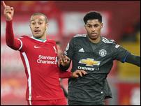 Ливерпуль против Манчестер Юнайтед