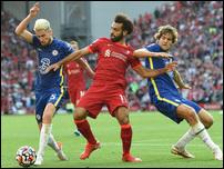 Ливерпуль против Челси