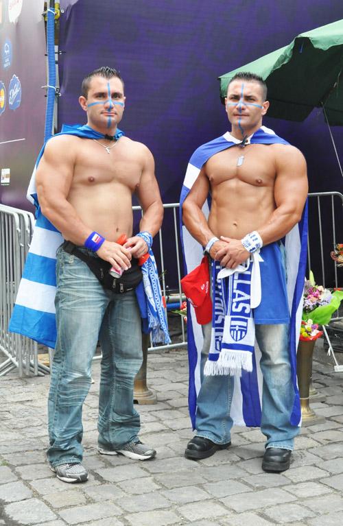 Английский футбол на FAPL.ru